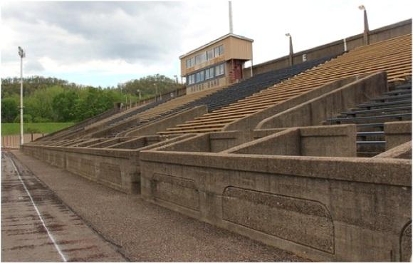 Spartan grandstand