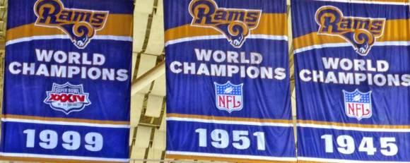 Rams banner