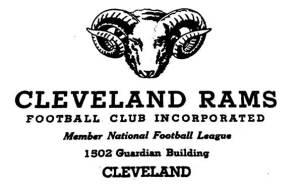 Rams letterhead