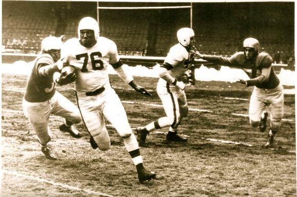 1948 AAFC Championship Game.CLE