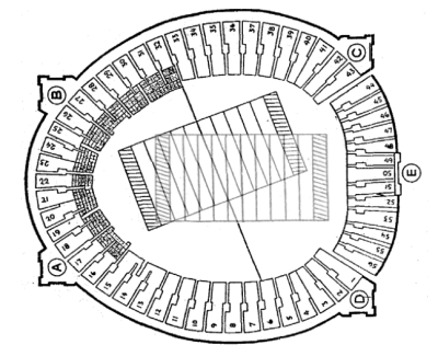 Cleveland Stadium 1941