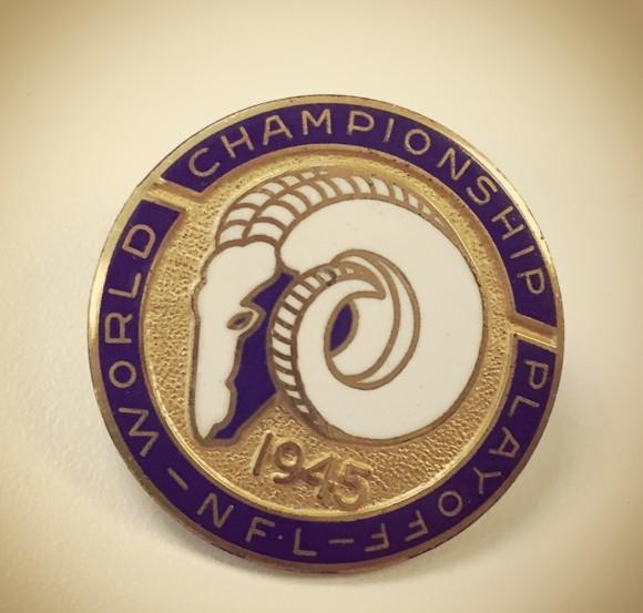 Rams pin